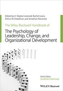 The Wiley-Blackwell handbook of the psychology of leadership